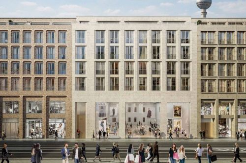 Berlin, Germany may be close to getting a second Apple Store
