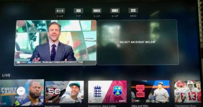 Play Ball: A First Look at ESPN MultiCast on Apple TV