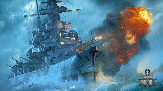 World of Warships' History Is Leagues Deep: Behind-the-Scenes Access to this Naval MMO