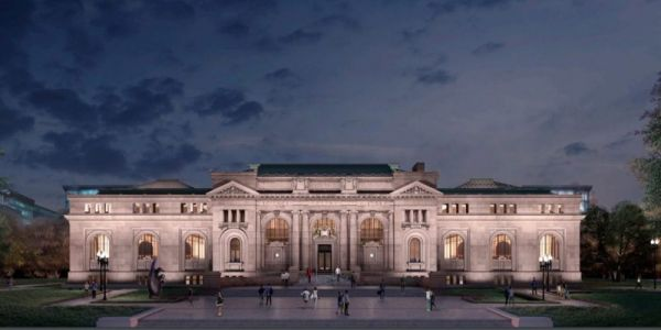 Apple begins hiring staff for upcoming retail location in Washington, D.C's historic Carnegie Library