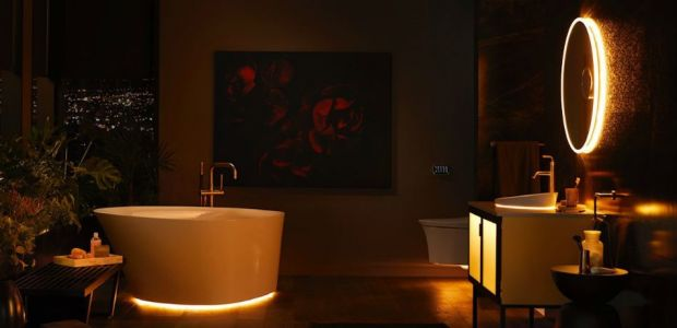 Smart Toilet From Kohler Gets Big Buzz at CES