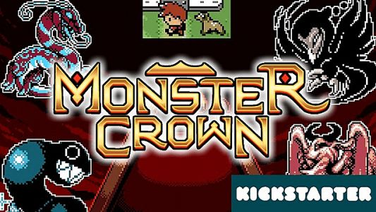 Monster Crown Launches KickStarter Campaign