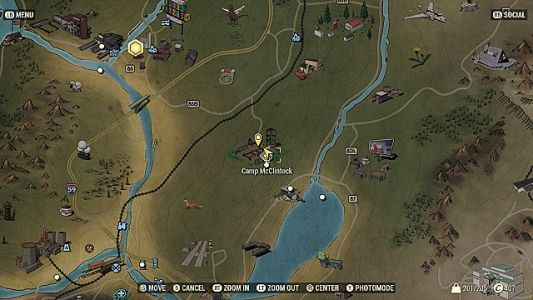 How to Save Your Game in the Shared World of Fallout 76