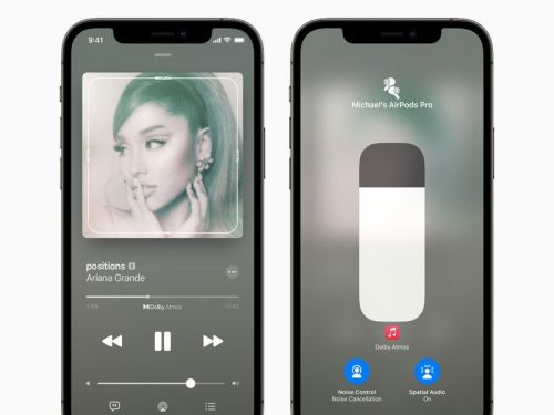 IOS 15 and macOS Monterey includes option to simulate virtual spatial audio