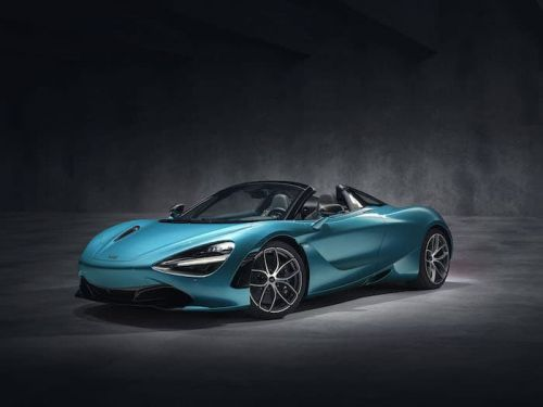 New McLaren 720S Spider gets official