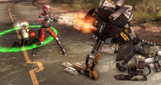 Trion Worlds launches Defiance 2050 reboot without SyFy TV show