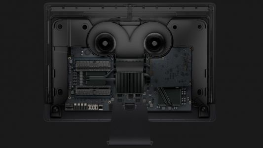 Apple iMac Pro T2 chip confirmed by one lucky app designer