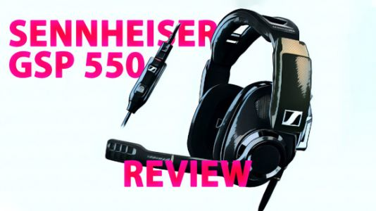 Sennheiser GSP 550 review - Premium sound that's worth the price