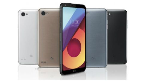 LG Q6+ with 4GB RAM, 64GB ROM released in India at Rs. 17,990