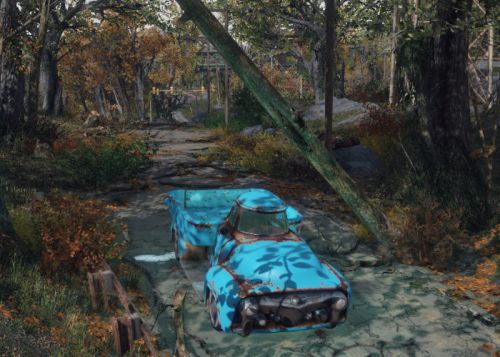 New Fallout 4 Mod adds lore friendly vehicles