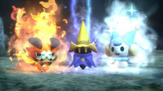 World of Final Fantasy is getting a mobile sequel