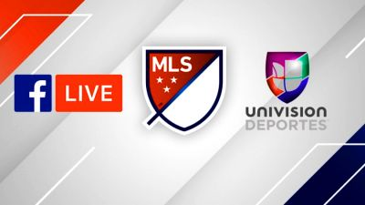Major League Soccer games are coming to your Facebook feed