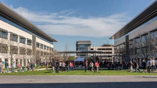 Apple Setting Up A $1 Billion New Campus In Austin