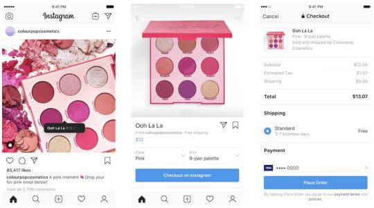 Instagram Launches Checkout Feature to Let Users Store Payment Info for Quick Purchases