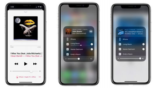 AirPlay 2 removed from iOS and tvOS 11.3, hinting HomePod multi-room and stereo pairing further delayed