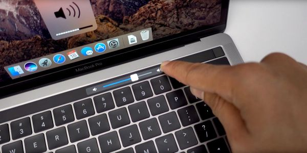 Mac: How to fix and restart the Touch Bar when it stops working