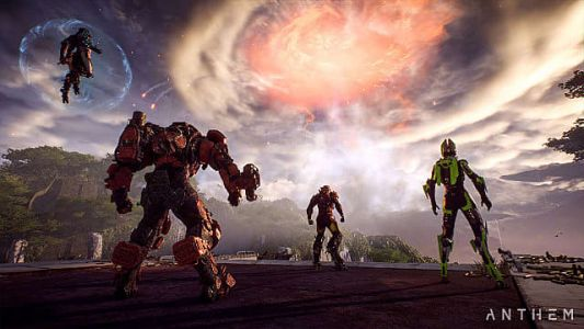 Anthem Announces First Post-Launch Content Update
