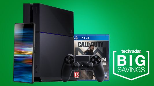 Get a free PS4 with iD Mobile's awesome Sony Xperia 10 deals from just £22.99/pm