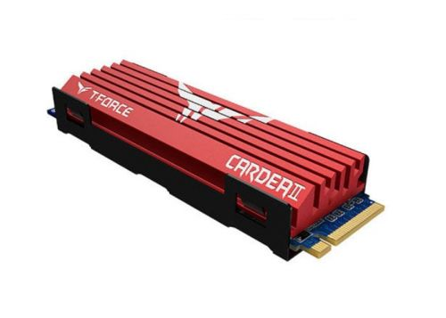 Team Group T-FORCE CARDEA II M.2 SSD announced
