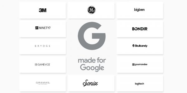 Meet the new brands joining Made for Google: Logitech, Skullcandy, and more