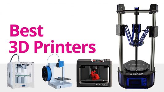 The 10 best 3D printers of 2017