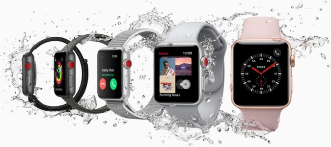 If You Want Apple Watch Series 3 in Stainless Steel or Ceramic, LTE Models Are Your Only Option