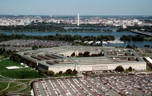 Pentagon Accidentally Exposed Internet Surveillance Data