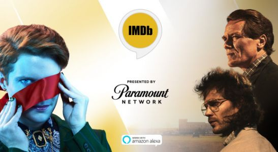 Amazon's IMDb launches Alexa Flash Briefing sponsored by Paramount Network