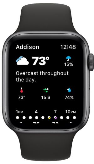Carrot Weather Update Offers Even More Customization Options for Apple Watch