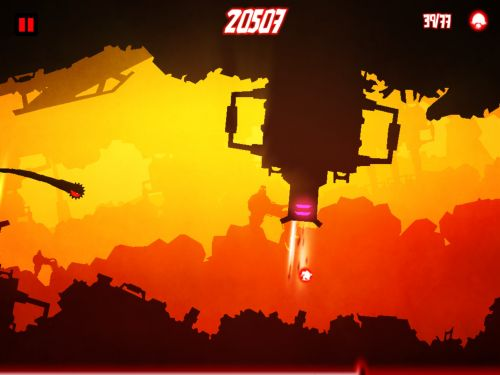 'Odium To the Core' Review - Navigate Techno-Machinery Traps with a Finger's Touch