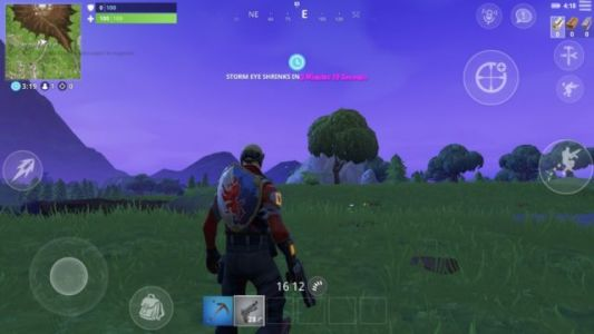 Fortnite For iOS To Get Customizable HUD & Voice Chat
