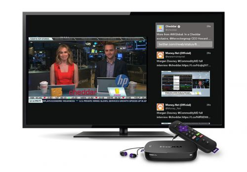 Twitter is killing its apps for Roku, Android TV and Xbox