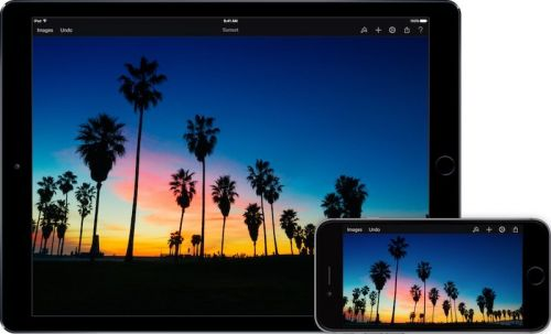 Pixelmator App for iOS Updated With Drag and Drop and HEIF Image Support