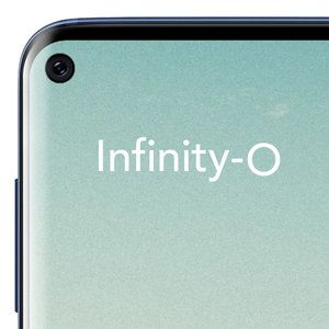 The Galaxy S10 won't have a notch, but it may have a 'hole' in its display - where should it be?