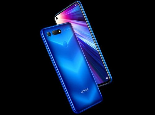Honor View 20 smartphone gets official