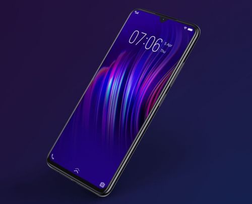 Vivo V11 launches in India