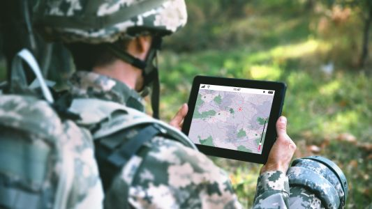 How the 5G network could benefit the military