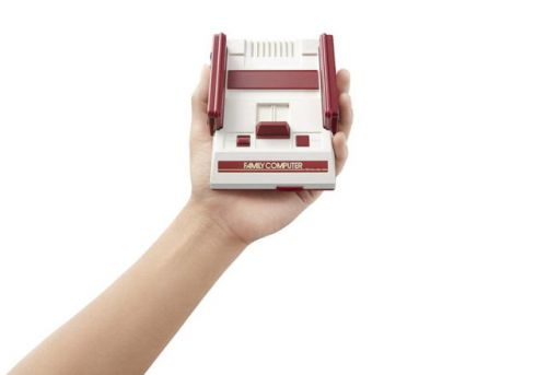 Japanese Retailers Have Apparently Begun To Restock The Famicom Mini
