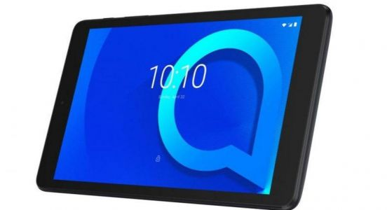 Alcatel 3T 8 Android Go Tablet Announced - IFA 2018
