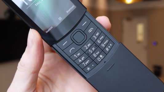 Nokia 8110 4G was so nearly a true spring-loaded Matrix phone