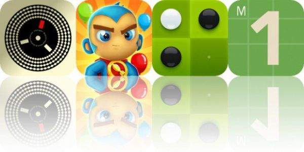 Today's Apps Gone Free: iOptigan, Bloons Supermonkey 2, Fresh Reversi and More