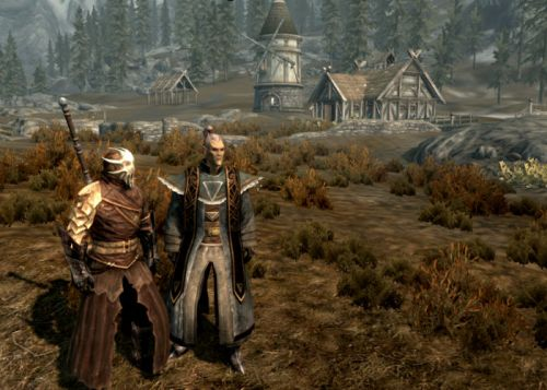Skyrim cooperatives mod entering closed beta