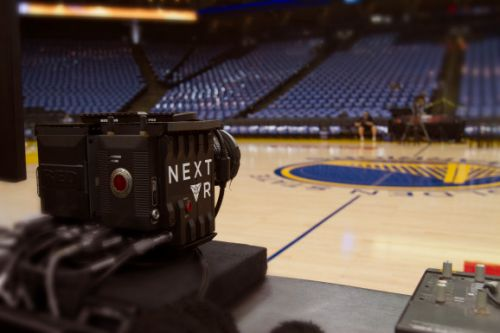NextVR's NBA streaming slate begins with two-time defending champion Golden State Warriors
