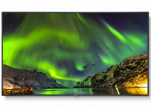 New NEC 65 inch Professional 4K UHD displays announced