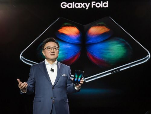 Samsung Is Now Recalling All Early Review Units Of The Galaxy Fold