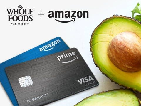 Amazon Rewards Prime Members Who Shop At Whole Foods