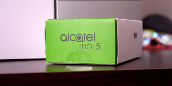 Alcatel Idol 5 unboxing: $200 buys you an all-metal phone on Cricket