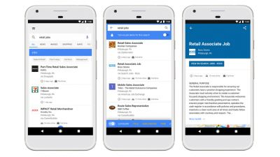 Google Brings Job Listings To Search In The U.S