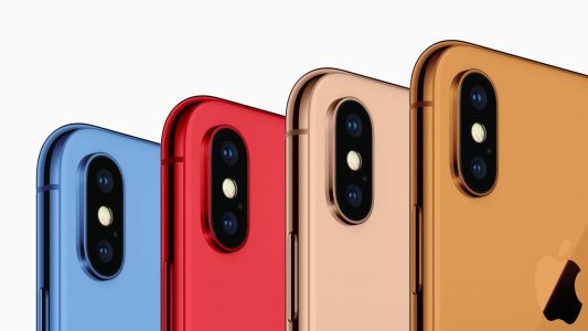 Looks Like the New LCD iPhone May Come in More Colors After All
