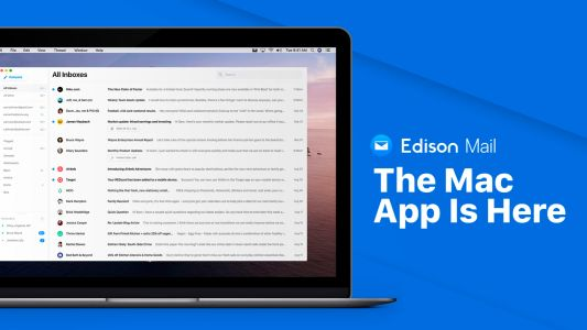 Edison Mail comes to the desktop with a new Mac app